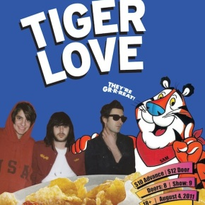 Tiger Love gives back the true meaning of indie