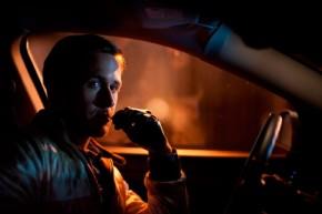He drives