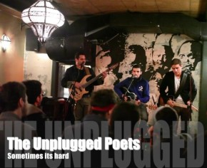 On the air with rap and rock band, The Unplugged Poets