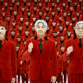 Yellow Magic Orchestra (YMO), the Japanese Kraftwerk